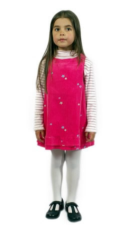 Childrens Classic Pinafore