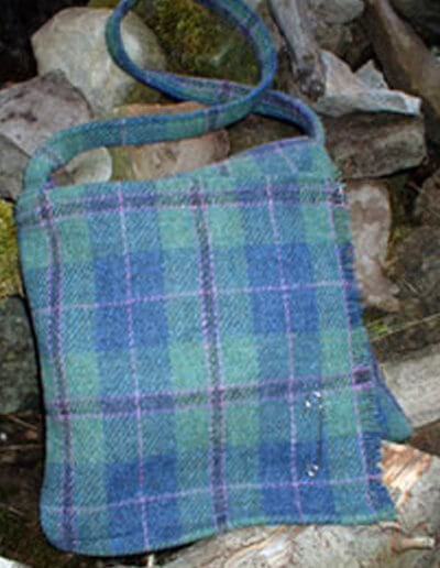 Harris Tweed Kilt Bag
